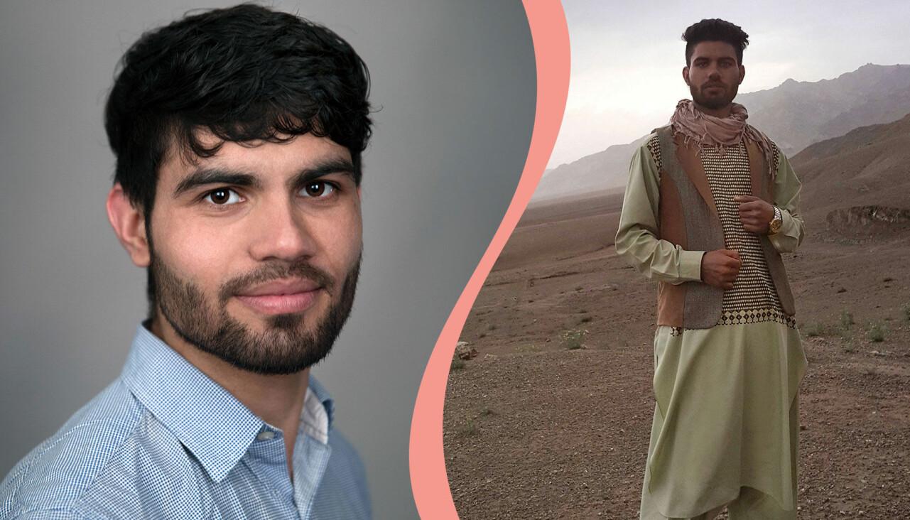 Sha Mohammadi utvisades från Sverige till Afghanistan 2018.