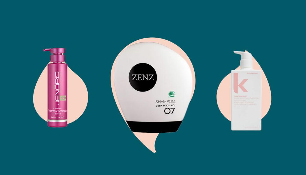 Lider du av håravfall? Här är produkterna och metoderna som kan rädda ditt hår och stoppa avfallet.
