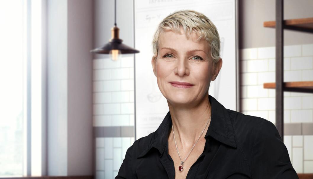 Joanna Ågren i Stockholm öppnar sitt hem för ungdomar på flykt.