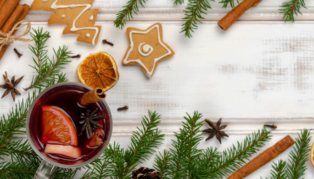 Recept: Så här gör du glühwein till julen