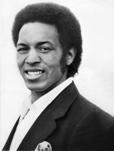 Yusuf Williams i slutet av 1970-talet.