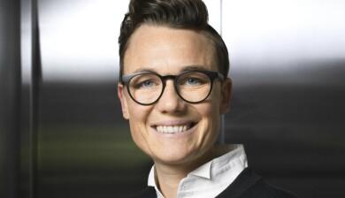 Programledaren Matilda Westerman har bland annat jobbat som stabschef på Utbildningsdepartementet och suttit med i BRIS förbundsstyrelse. Foto: Pressbild