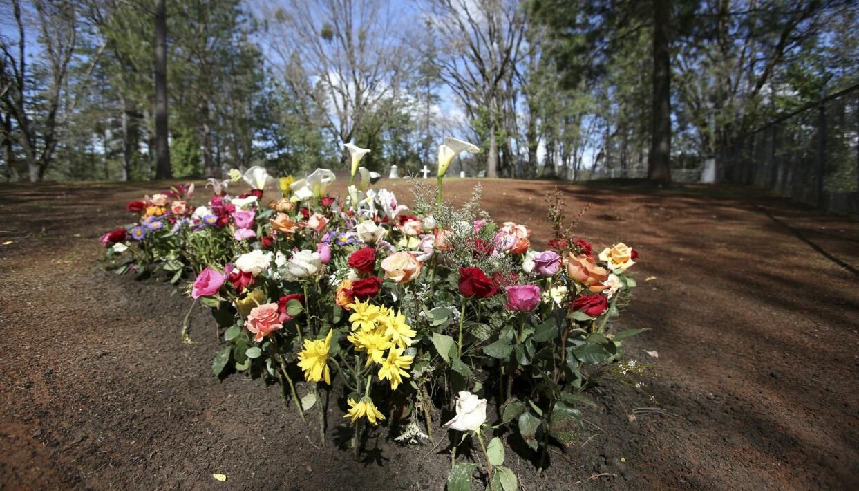 Begravning i samklang med naturen.