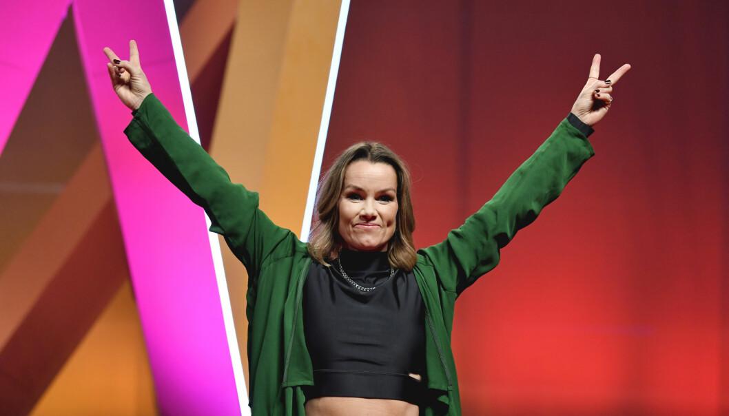 Linda Bengtzing är en av artisterna i Melodifestivalen 2020.