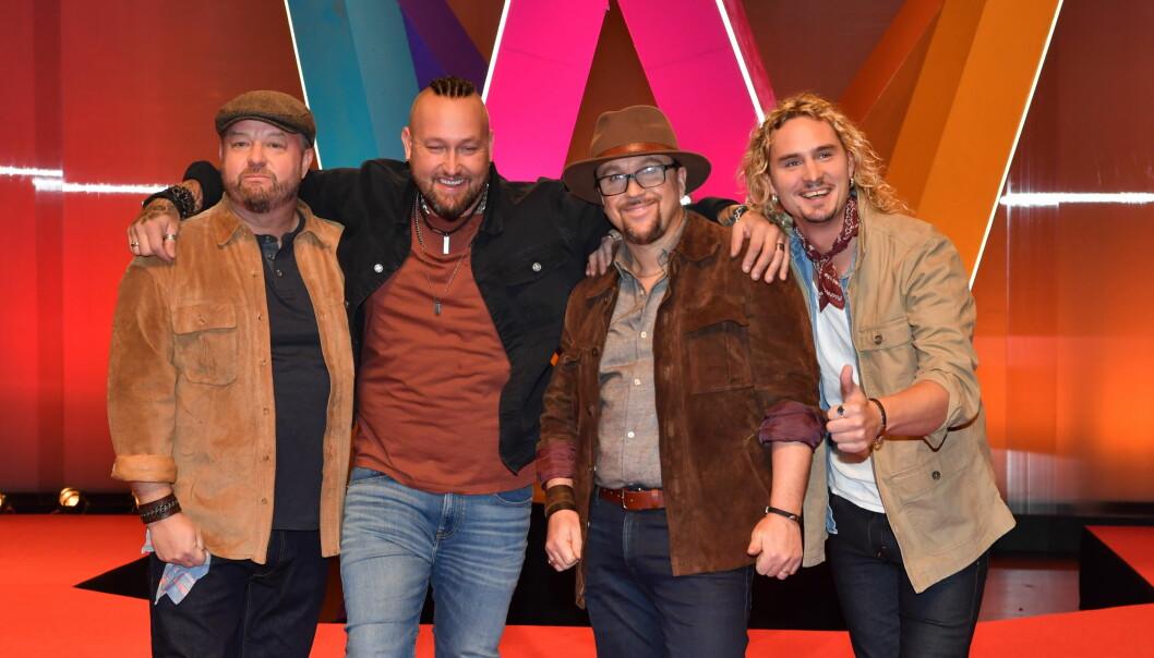 Drängarna är tillbaka i rampljuset och är en av artisterna i Melodifestivalen 2020.