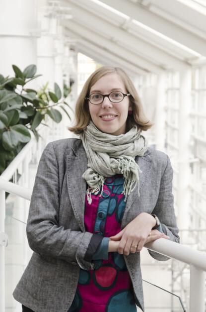 Emilia Aldrin, namnforskare Högskolan i Halmstad