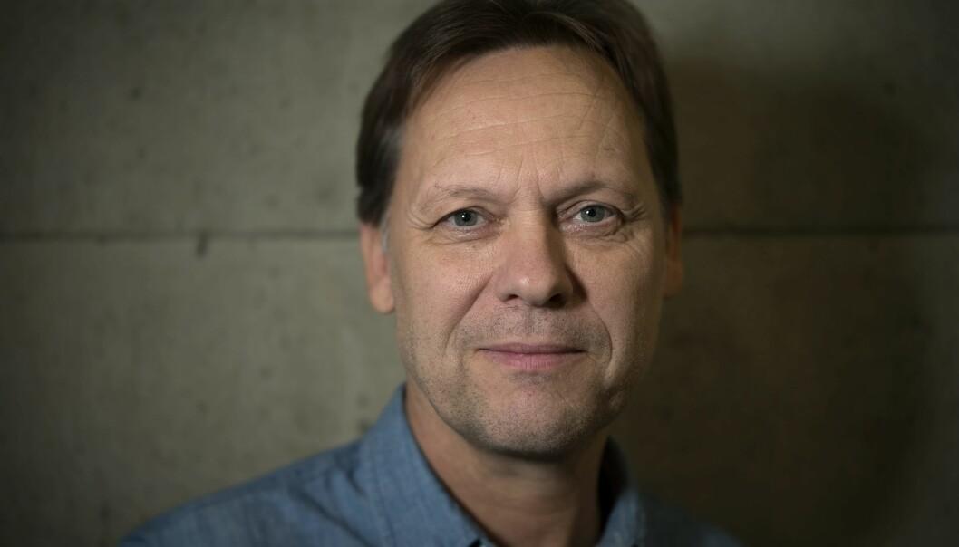 """Mikael """"Äpplet"""" Appelgren tävlar i På spåret i SVT 2019/2020."""