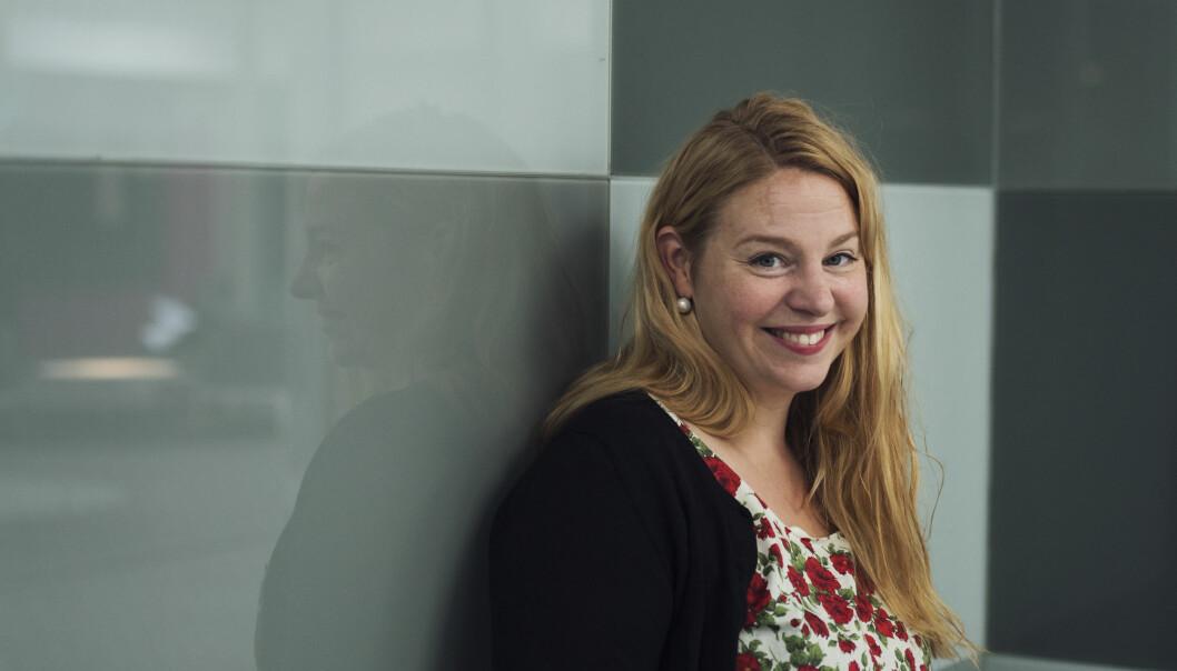 Isobel Hadley-Kamptz tävlar i På spåret i SVT 2019/2020.