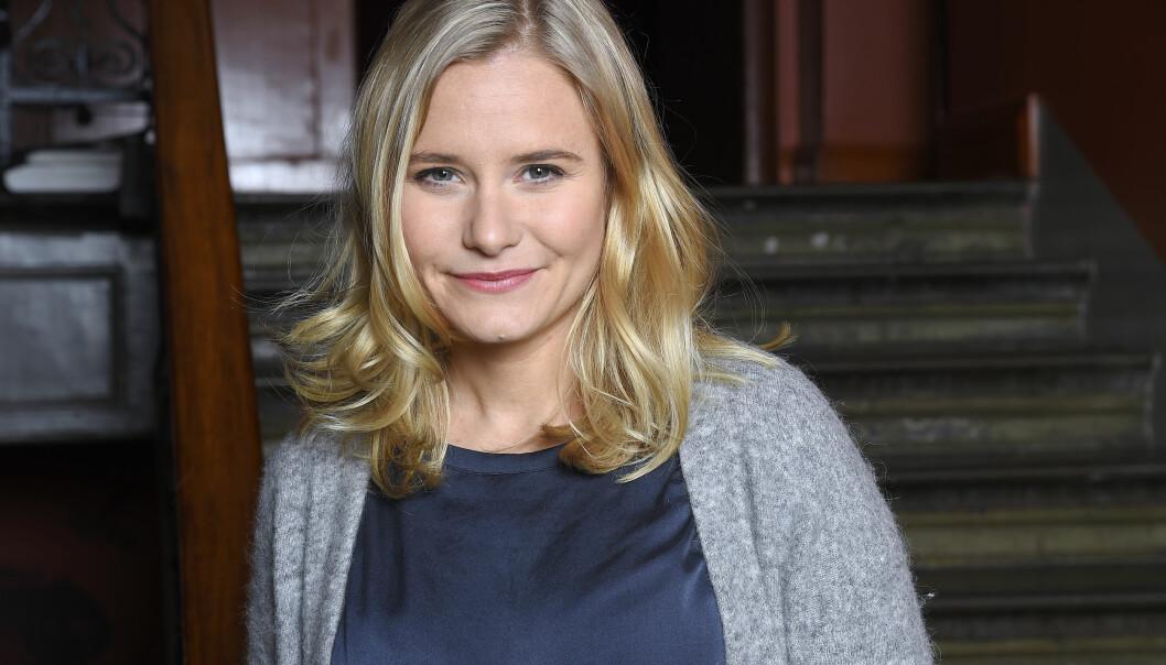 Ebba Hultkvist Stragne tävlar i På spåret i SVT 2019/2020.