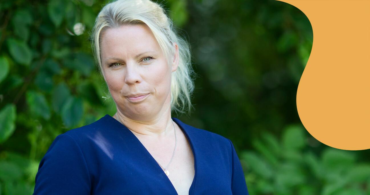 Journalisten och författaren Caroline Engvall berättar om sitt arbete med att jaga pedofiler på nätet.