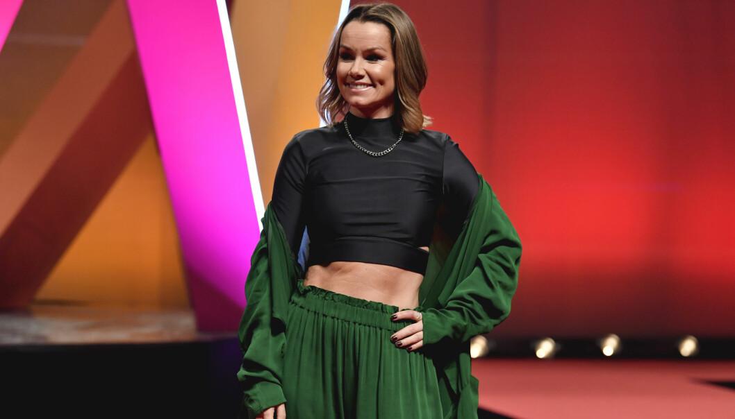 Linda Bentzing i Melodifestivalen 2020