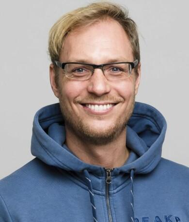 Porträtt av Mikael Mattsson, idrottsfysiolog.
