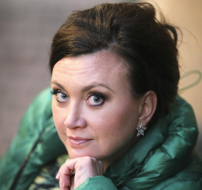"""""""Jag har fått gå i terapi för det här med viktfixering"""", säger Camilla Läckberg. Foto: Frida Funemyr"""
