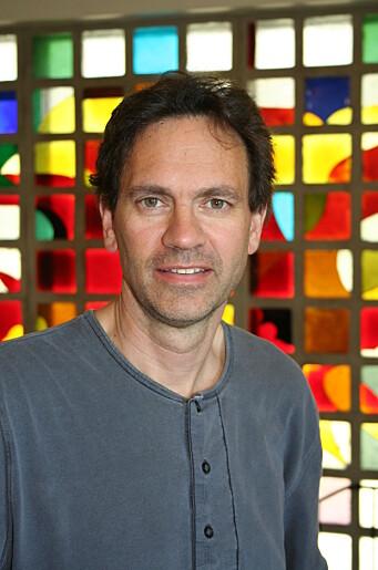 Sömn- och stressforskare Arne Lowden.