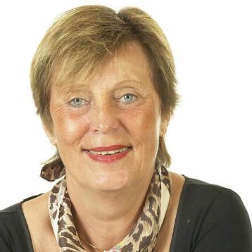 Beteendevetaren och småbarnspedagogen Elisabeth Schönbeck.