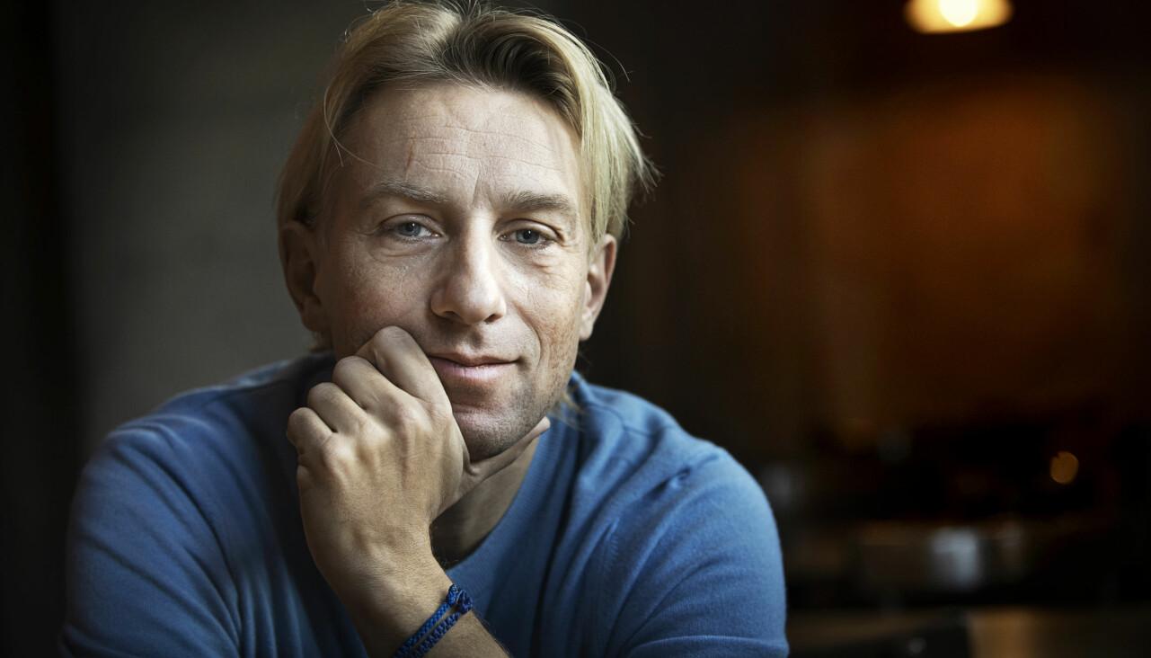 Porträtt av Anders Hansen som berättar om bästa träningsformen för oss.
