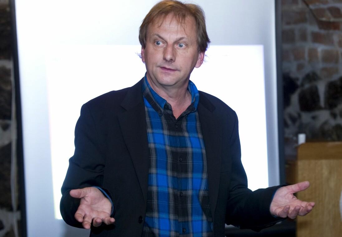 Tom Arnbom är expert vid Världsnaturfonden WWF.