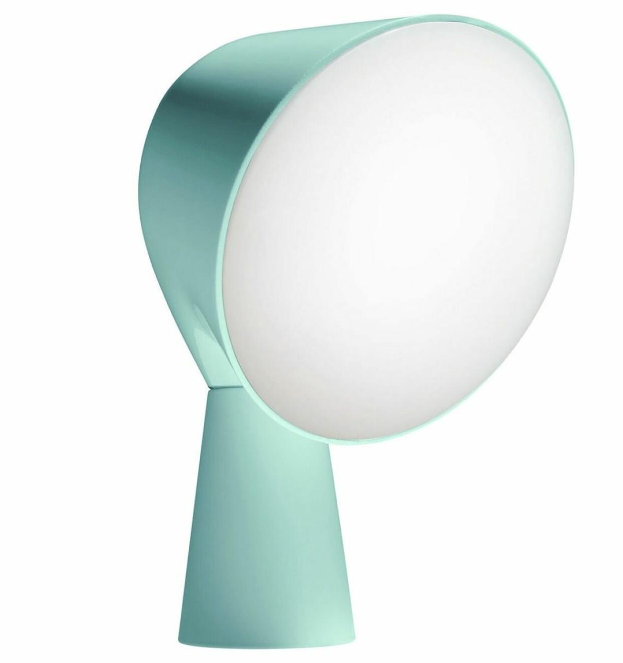 Bordslampa i grönt från Foscarini
