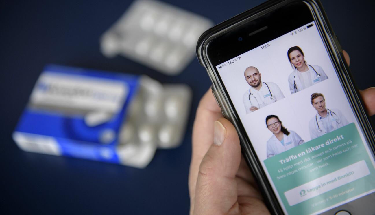 Läkarbesök online