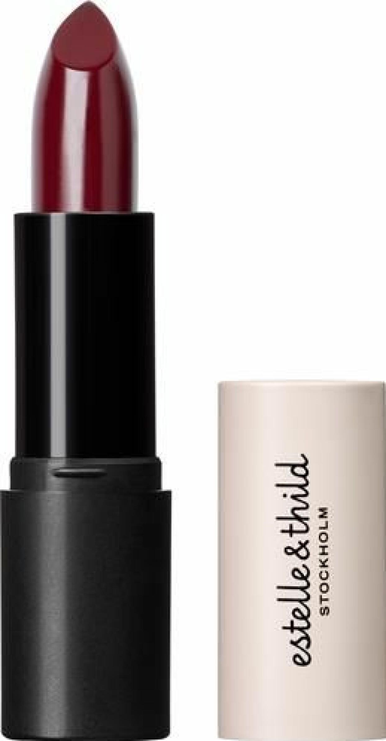 Cream Lipstick från Estelle&Thild i färgen Rouge Blossom