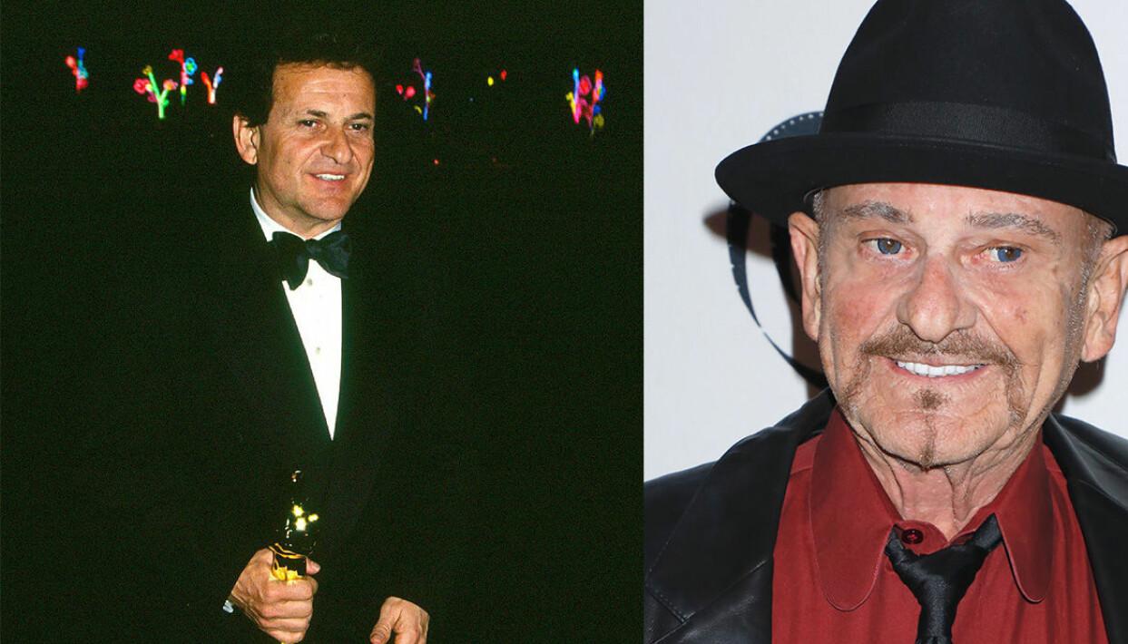 Joe Pesci på Oscarsgalan genom åren.