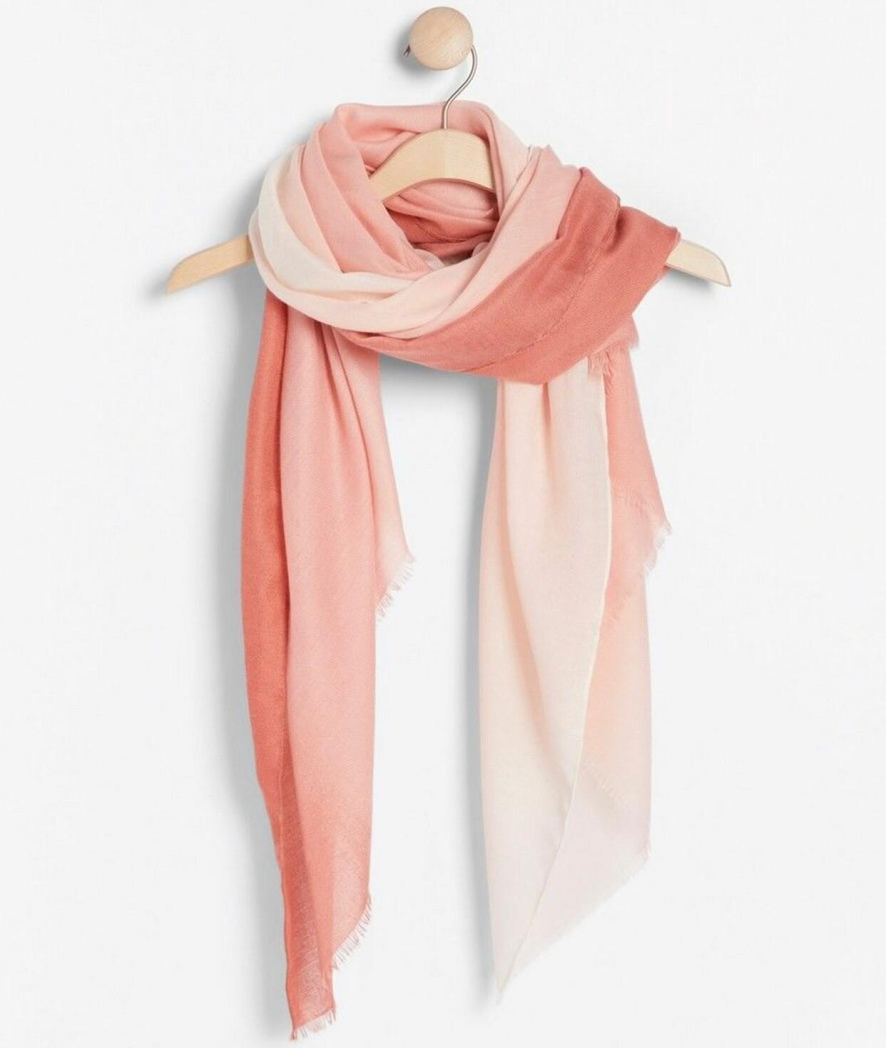 Flerfärgad sjal från Lindex