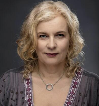 Porträtt av relationscoachen Charlotte Cronquist.