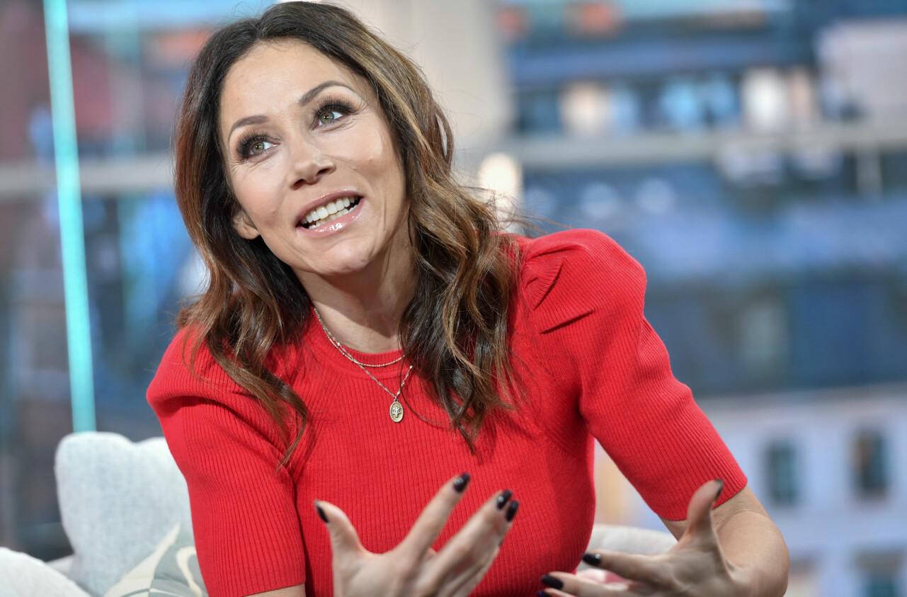 Tilde de Paula Eby i Efter Fem – som har fått kritik för sin likhet med Nyhetsmorgon.