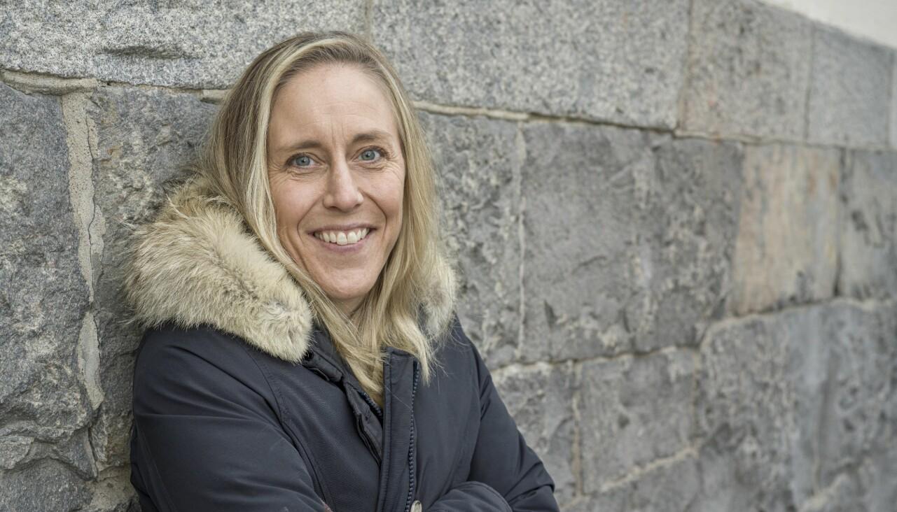 Porträtt av Pernilla Johansson, polis och aktuell i Mästarnas Mästare.