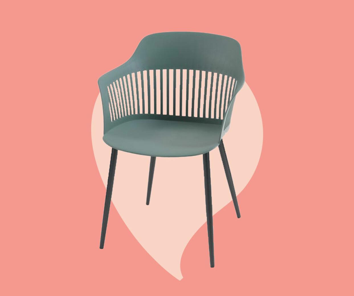 Trädgårdsstol från Jysk.