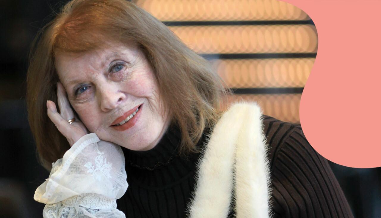 Författaren Ulla Björkman berättar hur hon hittade tillbaka till sexlivet på äldre dar.