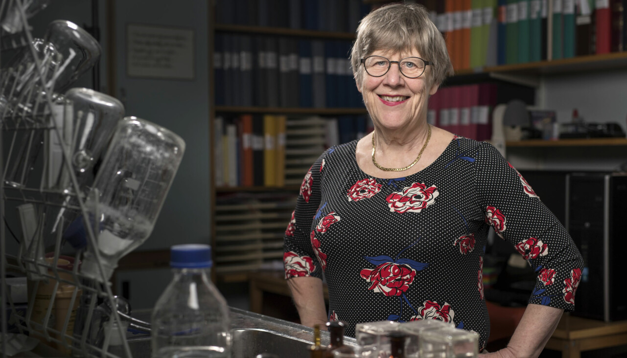 Agnes Wold, professor i klinisk bakteriologi och överläkare.