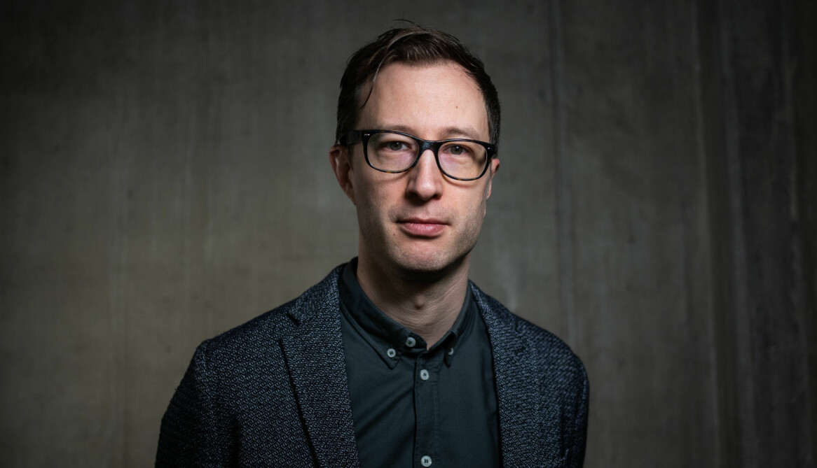 Porträtt av Björn Appelgren från Internetstiftelsen.