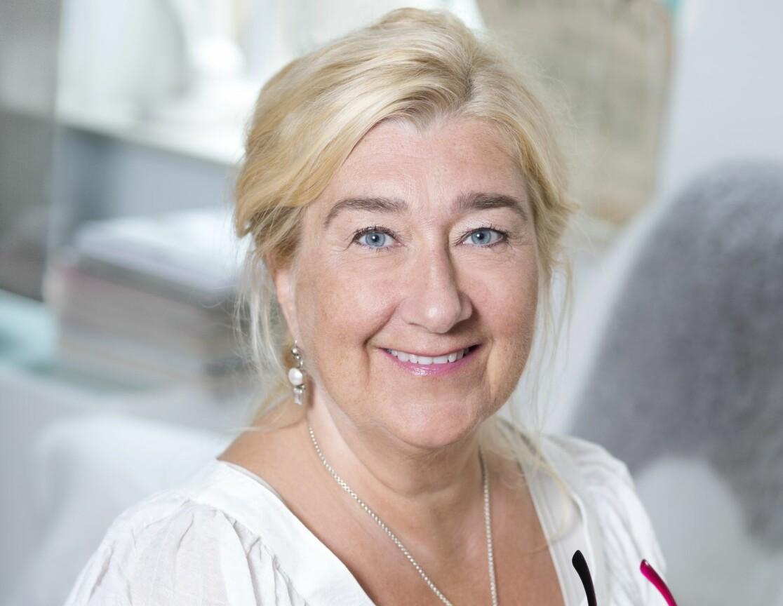 Maria J Bratt, socionom och relationsexpert.