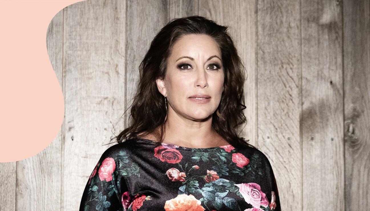 Lisa Nilsson fotograferad i samband med Allsång på Skansen 2019.