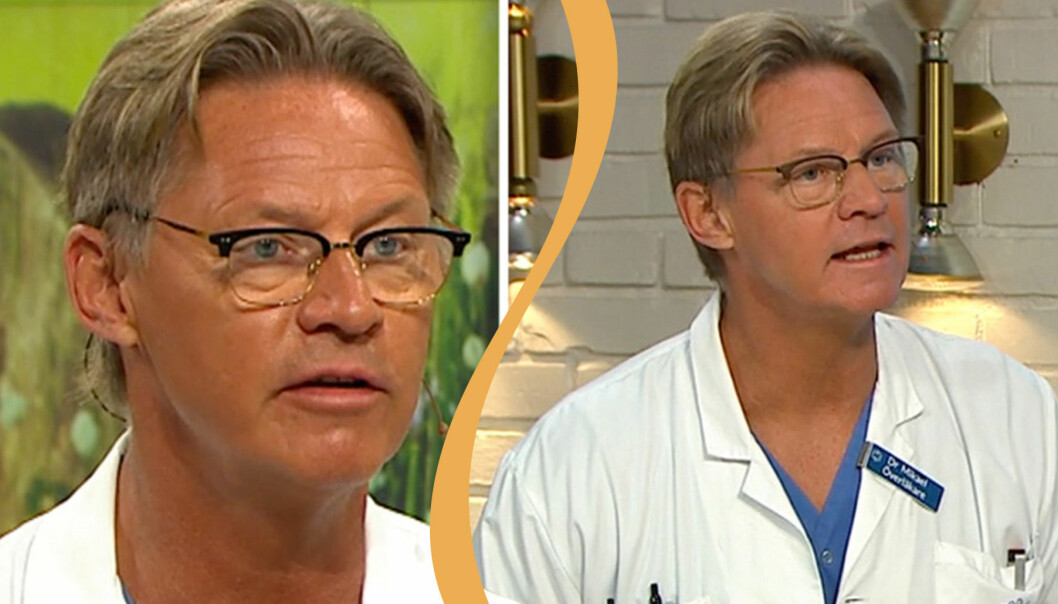 Doktor Mikael