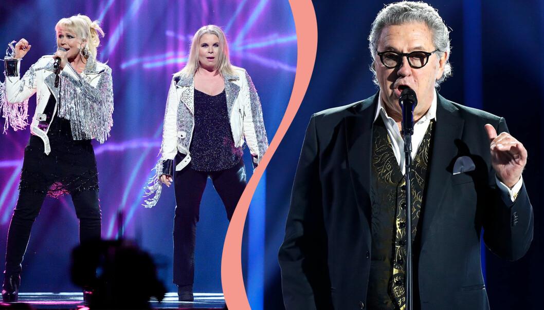 Lili och Susie och Tommy Körberg ryktas vara med i Så mycket bättre 2020.