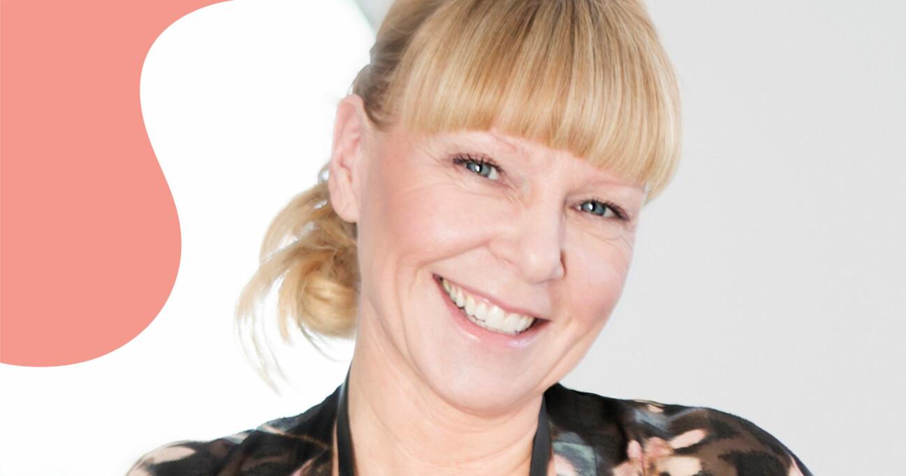 Porträtt av vår personal shopper Anna-Karin Amilon.