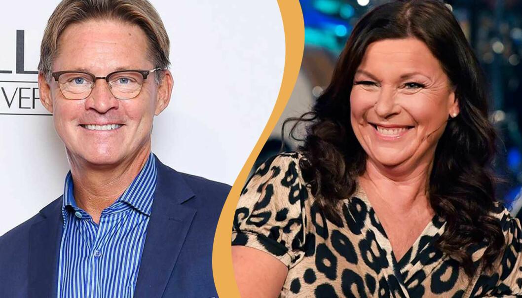 Doktor Mikael och Lotta Engberg