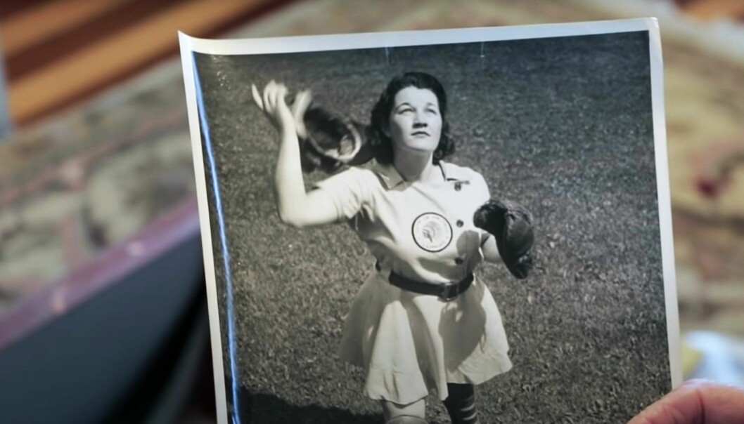 Terry hade inlett en framgångsrik karriär som basebollspelare.