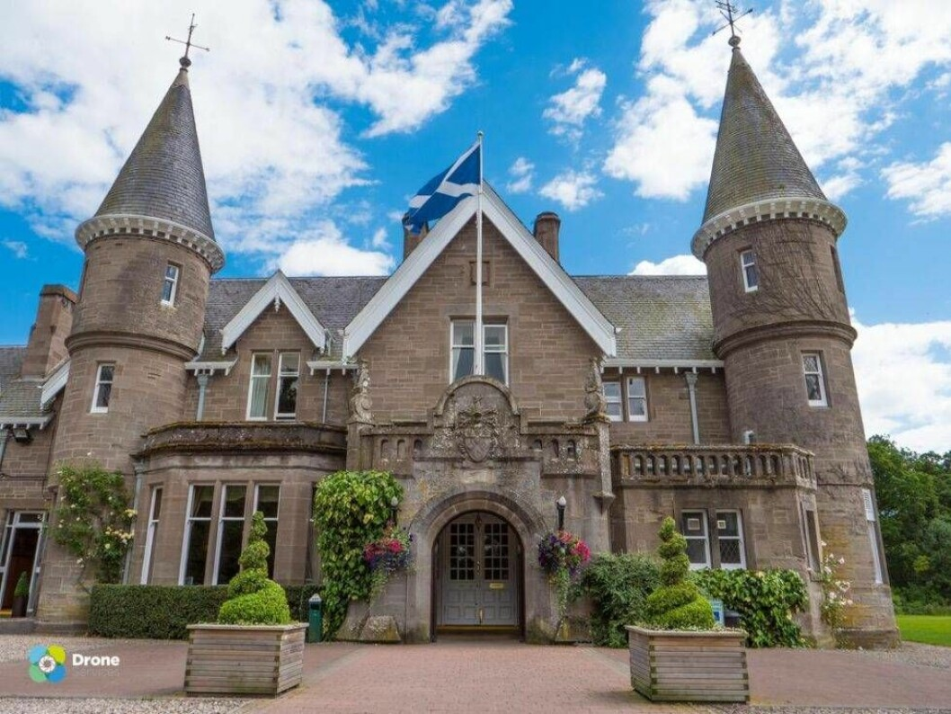 Ballathie House Hotel,Skottland