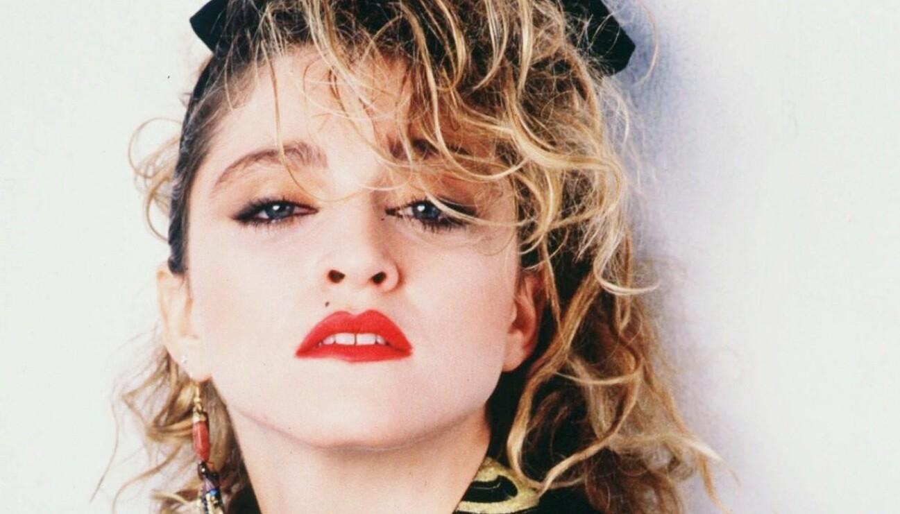 Madonna i Desperately Seeking Susan