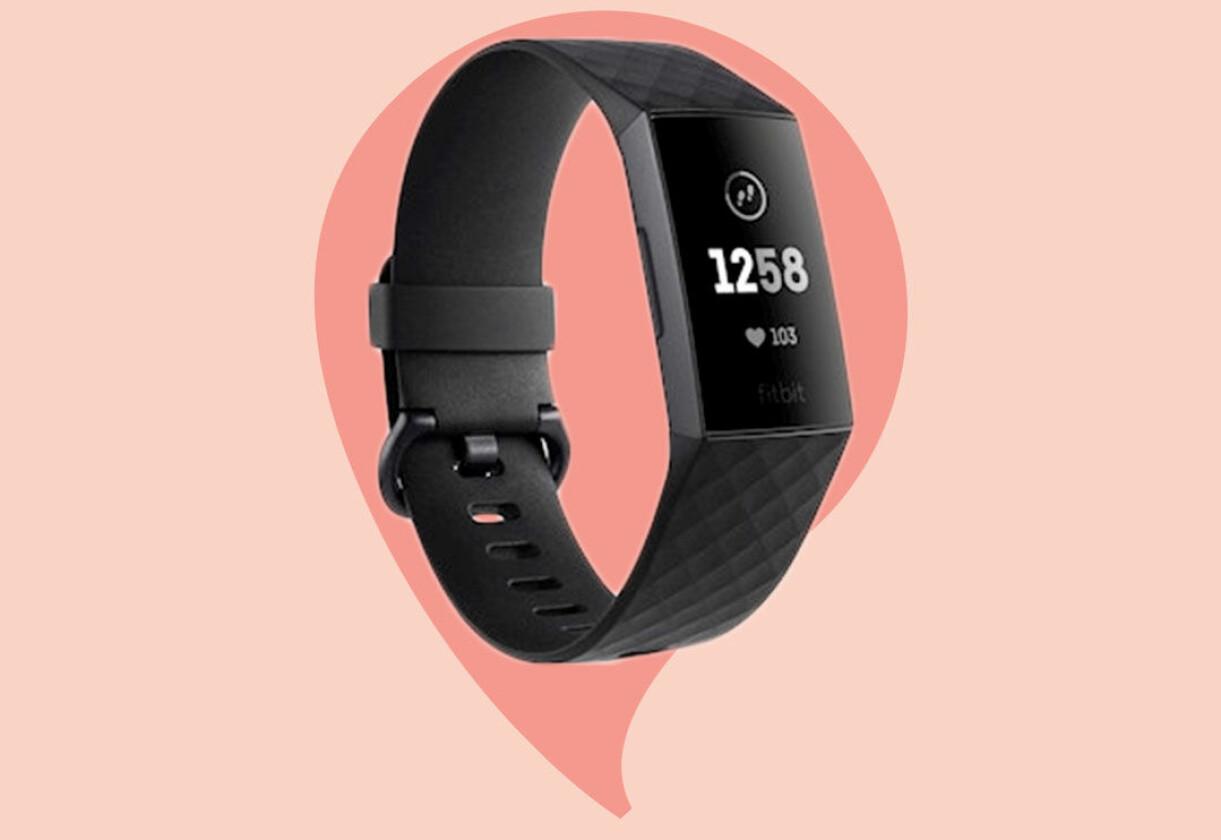 Fitbit charge 3 aktivitetsarmband