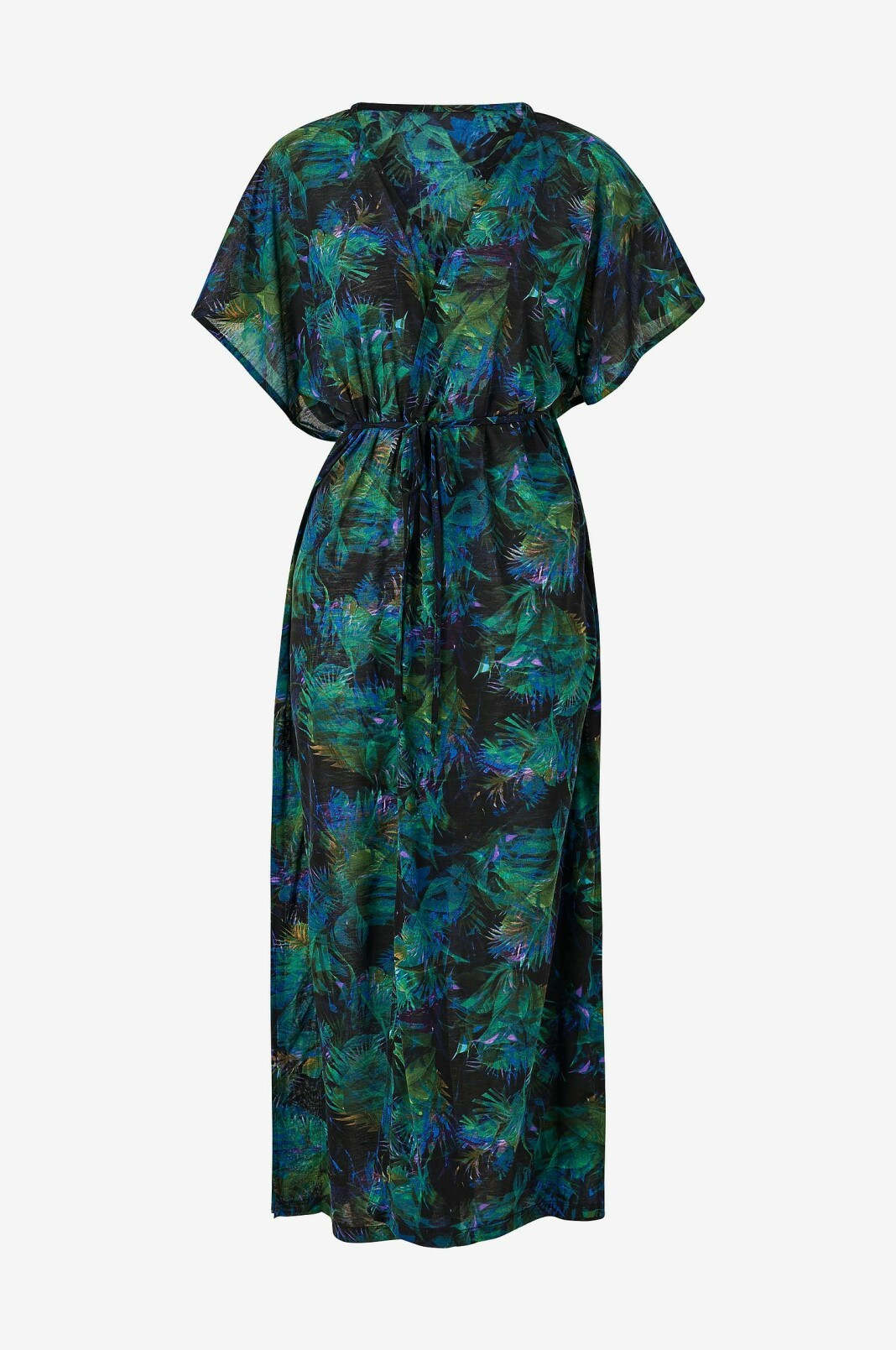 En strandklänning från designsamarbetet mellan Ellos och Therese Alshammar.