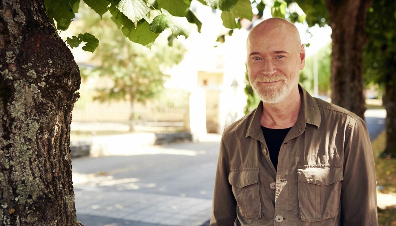 Lars Wallin i Skövde.