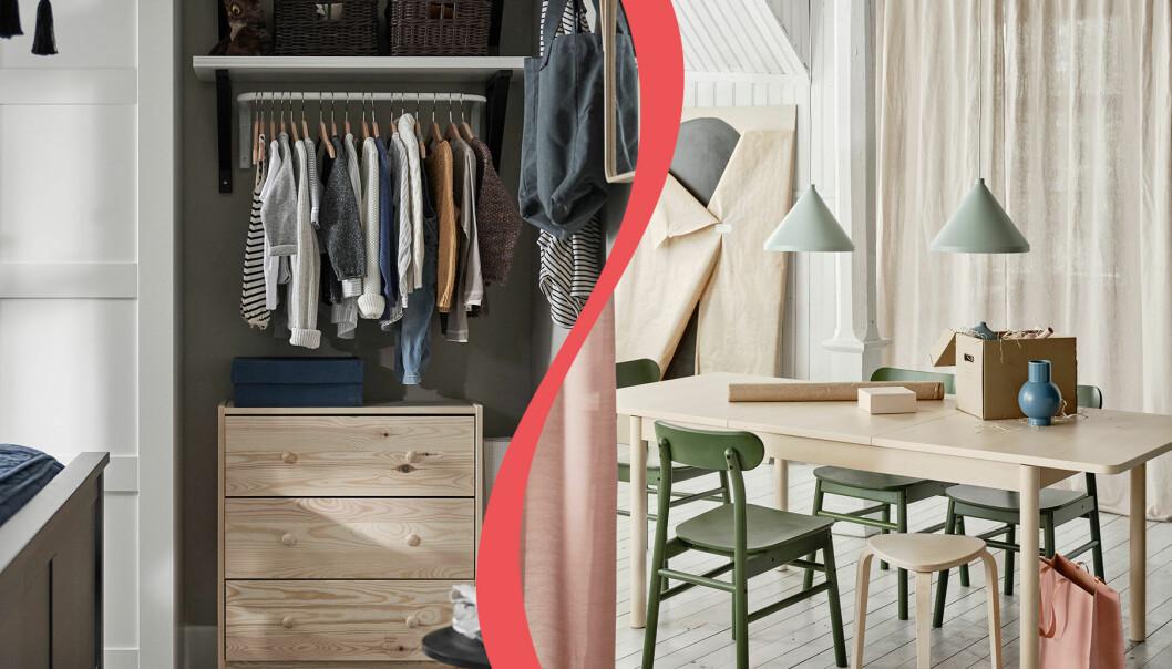 Ikea öppnar second hand-butik.