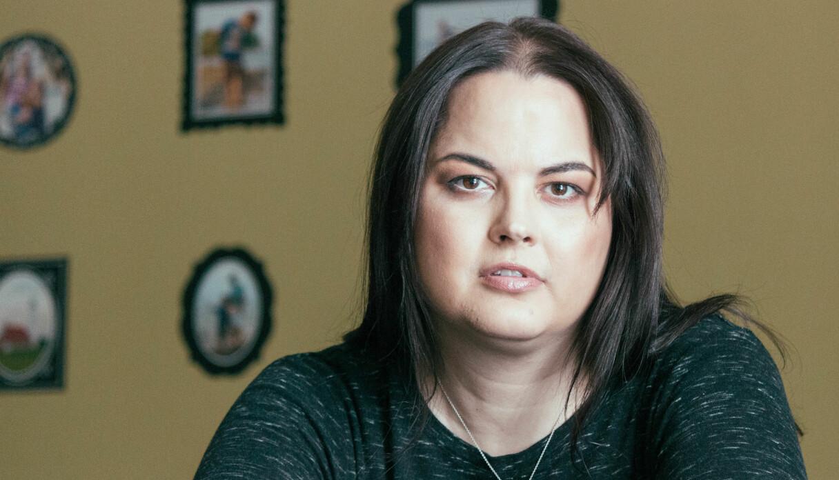 Kerri Rawson är dotter till Dennis Rader, BTK-mördaren