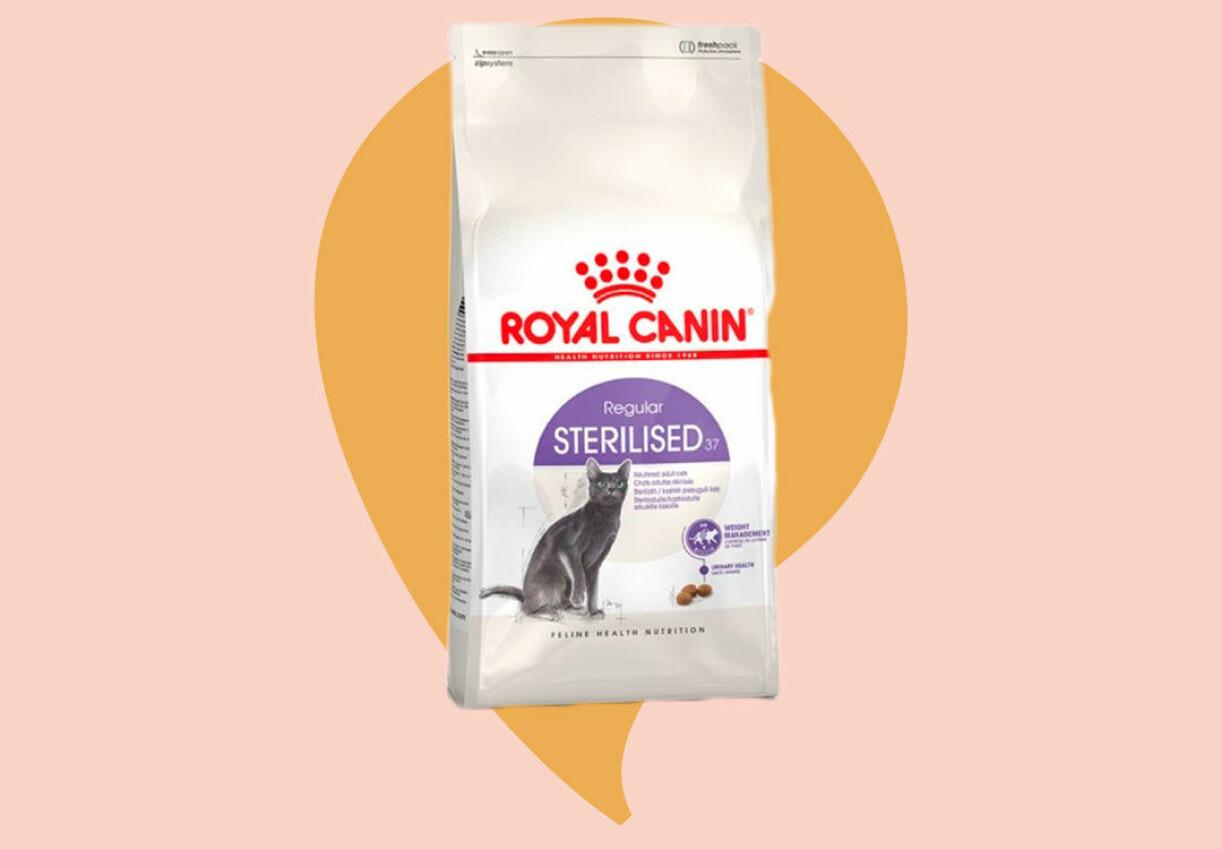 Royal Canin torrfoder till steriliserad katt