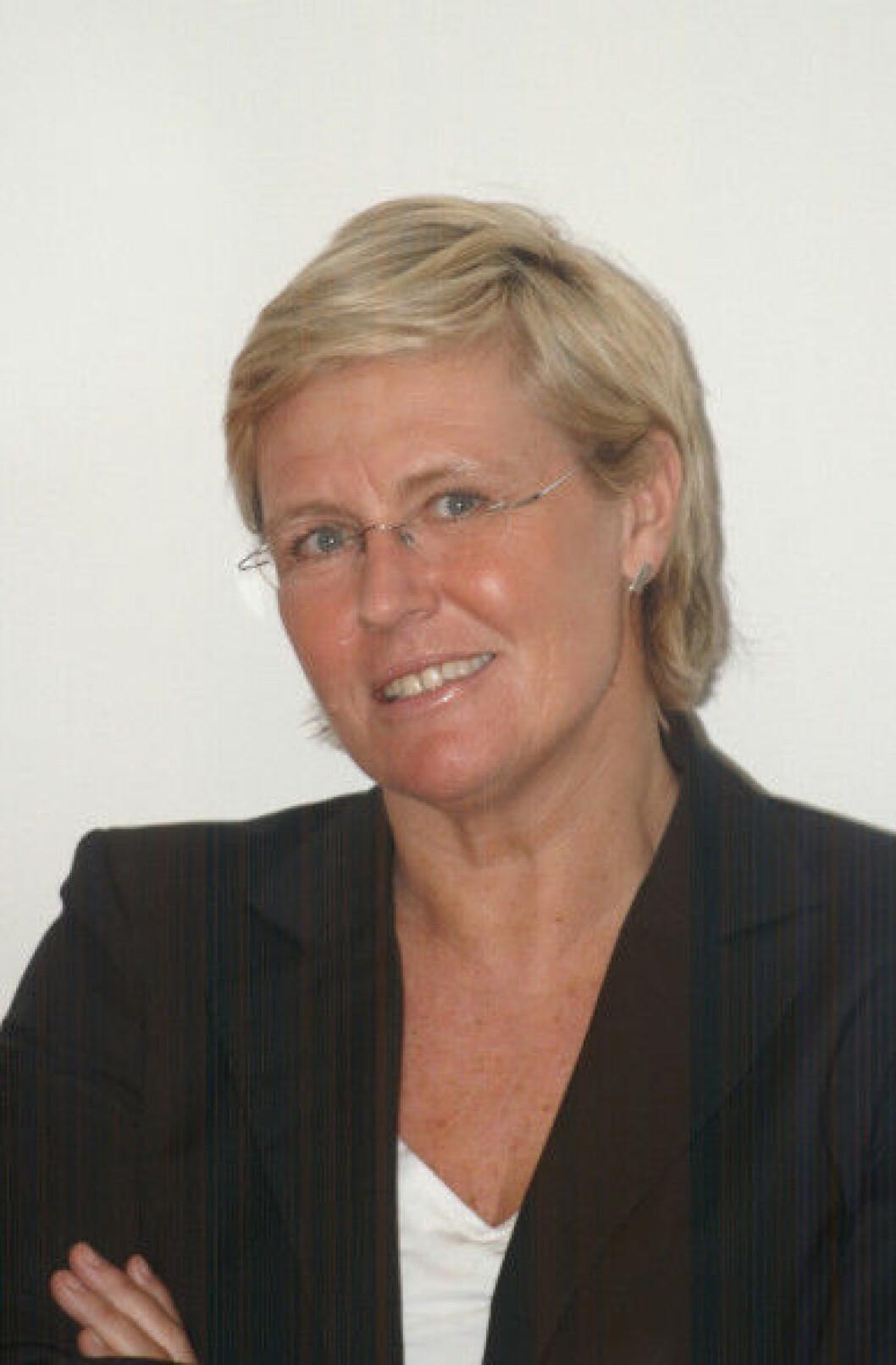 Karin Pettersson, överläkare och sektionschef för förlossningsvården vid Karolinska universitetssjukhuset.
