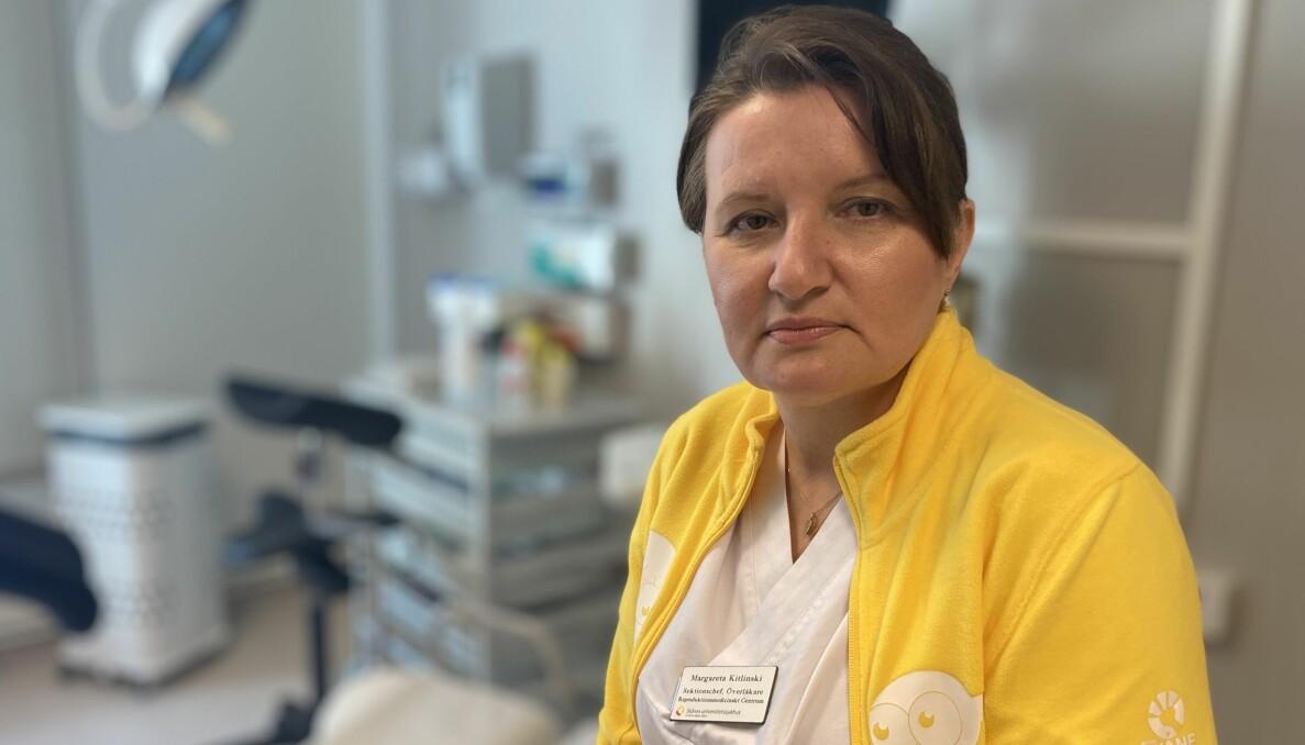 Margareta Kitlinski är överläkare på RMC vid SUS i Malmö och tycker det är viktigt att förstå hur fertilitet ändras med åldern.